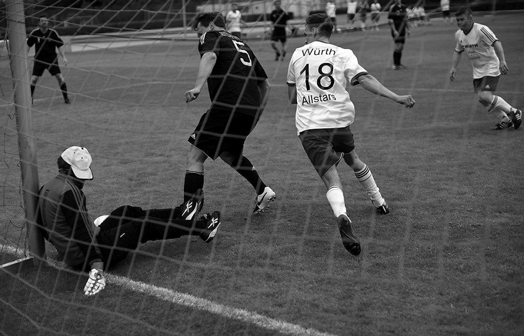 12. Benefiz-Fußballturnier des Deutschen Bundestages
